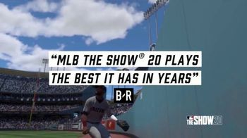 MLB The Show 20 TV Spot, 'Brilliant' - Thumbnail 6