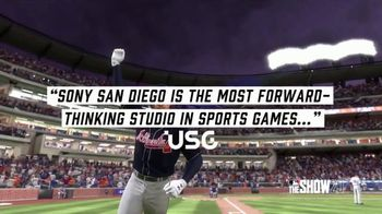 MLB The Show 20 TV Spot, 'Brilliant' - Thumbnail 8