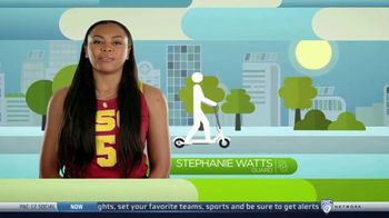 Pac-12 Conference TV Spot, 'Team Green: USC'