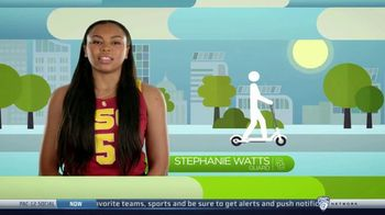 Pac-12 Conference TV Spot, 'Team Green: USC' - Thumbnail 4