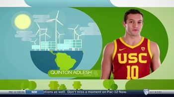 Pac-12 Conference TV Spot, 'Team Green: USC' - Thumbnail 8