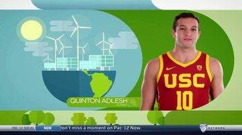 Pac-12 Conference TV Spot, 'Team Green: USC' - Thumbnail 9