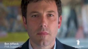 Paralyzed Veterans of America TV Spot, 'Stories from the Inside: Jennifer Steele' Ft. Ben Affleck - 19 commercial airings