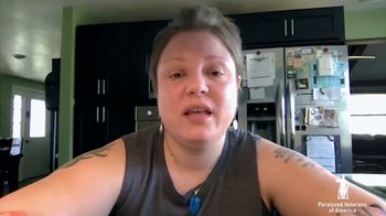 Paralyzed Veterans of America TV Spot, 'Stories from the Inside: Jennifer Steele' Ft. Ben Affleck - Thumbnail 9