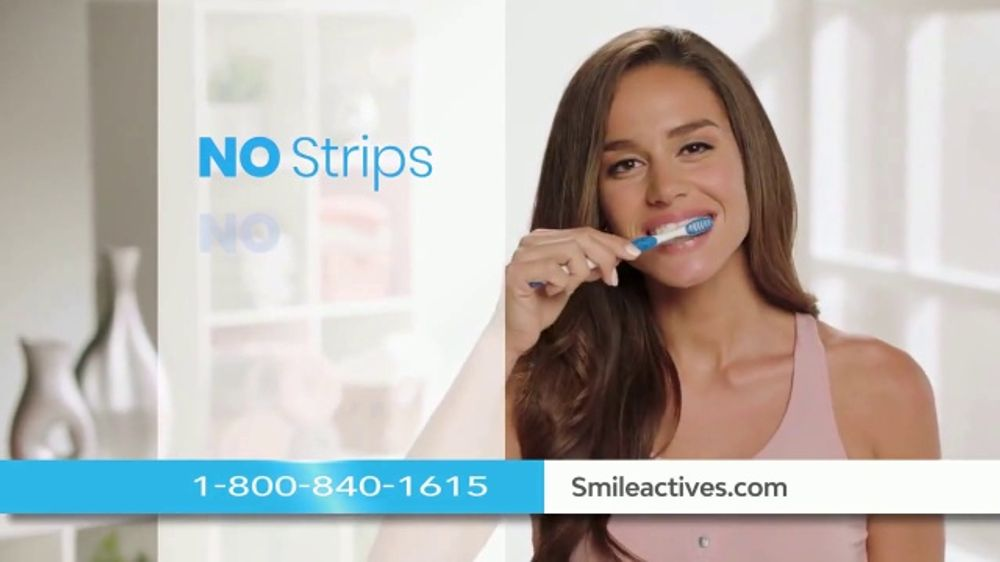 Smileactives TV Commercial, 'These Smiles'