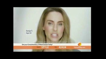 Lumiday Radiance Within TV Spot, 'Youth Booster: Testimonials' - Thumbnail 2