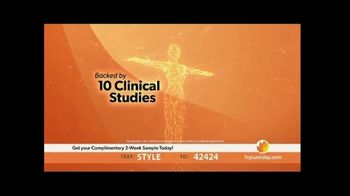Lumiday Radiance Within TV Spot, 'Youth Booster: Testimonials' - Thumbnail 5
