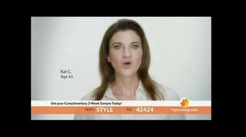 Lumiday Radiance Within TV Spot, 'Youth Booster: Testimonials' - Thumbnail 6