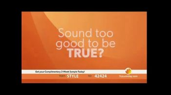 Lumiday Radiance Within TV Spot, 'Youth Booster: Testimonials' - Thumbnail 7