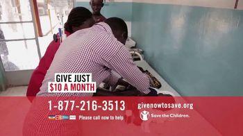 Save the Children TV Spot, 'Urgent Appeal: $10 a Month' - Thumbnail 10