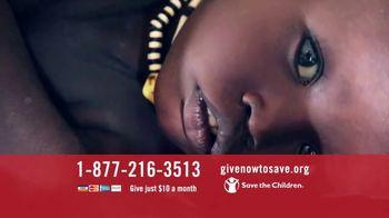 Save the Children TV Spot, 'Urgent Appeal: $10 a Month' - Thumbnail 7