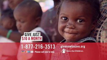 Save the Children TV Spot, 'Urgent Appeal: $10 a Month' - Thumbnail 9