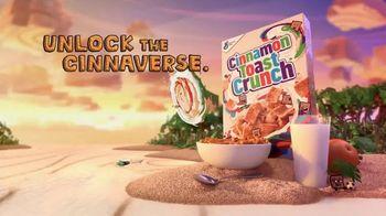 Cinnamon Toast Crunch TV Spot, 'Video Game' - Thumbnail 9