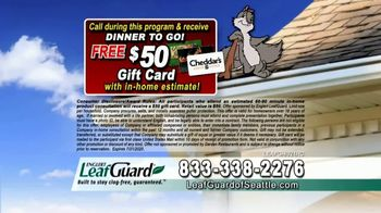 LeafGuard of Seattle $99 Install Sale TV Spot, 'Replace Those Old Gutters' - Thumbnail 9