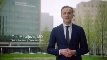 Cleveland Clinic TV Spot, 'Your Safety Comes First' - Thumbnail 2