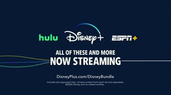 Disney+ TV Spot, 'The Ultimate Streaming Trio' - Thumbnail 10