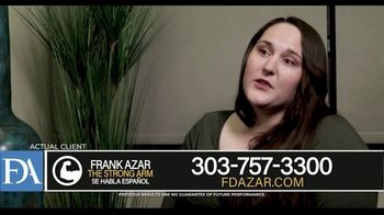 Franklin D. Azar & Associates, P.C. TV Spot, 'Multi-Car Accident' - Thumbnail 4