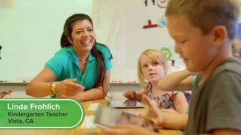 ABCmouse.com TV Spot, 'Endorsed by Educators'