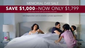 Sleep Number Memorial Day Sale TV Spot, '360 Smart Bed: Come Out Swinging' - Thumbnail 8