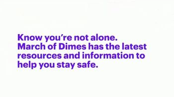 March of Dimes TV Spot, 'New Mom' - Thumbnail 8