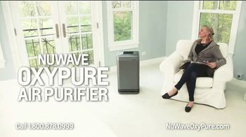 NuWave OxyPure Air Purifier TV Spot, 'Germ Free'