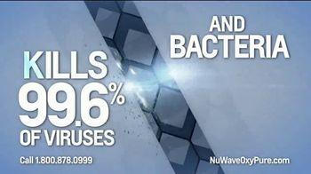NuWave OxyPure Air Purifier TV Spot, 'Germ Free' - Thumbnail 6