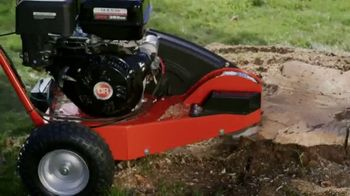 DR Power Equipment Stump Grinder TV Spot, 'Professional Power'