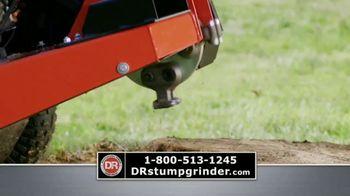 DR Power Equipment Stump Grinder TV Spot, 'Professional Power'