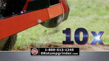 DR Power Equipment Stump Grinder TV Spot, 'Professional Power' - Thumbnail 4