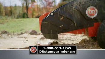 DR Power Equipment Stump Grinder TV Spot, 'Professional Power' - Thumbnail 5