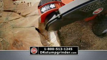 DR Power Equipment Stump Grinder TV Spot, 'Professional Power' - Thumbnail 6