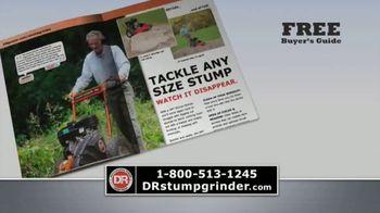 DR Power Equipment Stump Grinder TV Spot, 'Professional Power' - Thumbnail 8