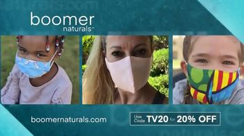 Boomer Naturals Face Masks TV Spot, 'Protect Yourself' - Thumbnail 1