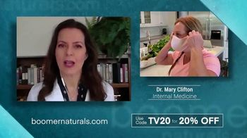 Boomer Naturals Face Masks TV Spot, 'Protect Yourself' - Thumbnail 7