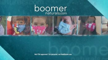 Boomer Naturals Face Masks TV Spot, 'Protect Yourself' - Thumbnail 9