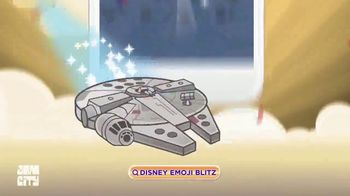 Disney Emoji Blitz TV Spot, 'Collect Beloved Characters: Star Wars' - 815 commercial airings