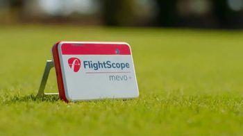 FlightScope Mevo+ TV Spot, 'Bryson & Bubba' Ft. Bryson DeChambeau, Bubba Watson - Thumbnail 2