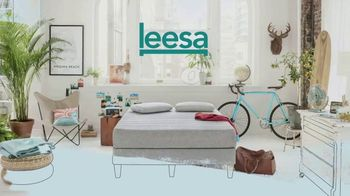 Leesa Memorial Day Savings TV Spot, 'Positive Difference' - Thumbnail 9