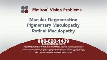 Sokolove Law TV Spot, 'Elmiron Vision Problems' - Thumbnail 3
