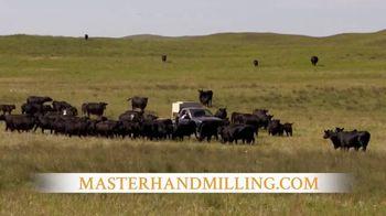 MasterHand Milling TV Spot, 'Dry Grain Pellets' - Thumbnail 8