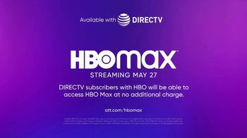 HBO Max TV Spot, 'Where HBO Meets So Much More: DIRECTV' Song by The Unknown Artist, Desi Valentine - Thumbnail 9