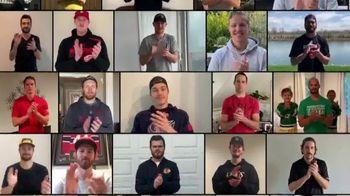 The National Hockey League (NHL) TV Spot, 'NHL Applauds Nurses for National Nurses Week' - Thumbnail 4