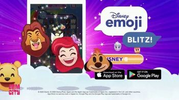 Disney Emoji Blitz TV Spot, 'Collect Beloved Characters' - Thumbnail 10