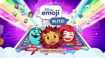 Disney Emoji Blitz TV Spot, \'Collect Beloved Characters\'