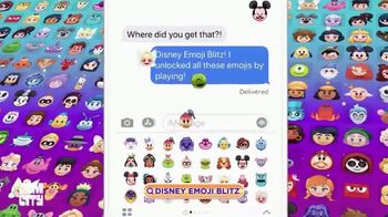 Disney Emoji Blitz TV Spot, 'Collect Beloved Characters' - Thumbnail 7