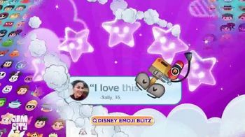 Disney Emoji Blitz TV Spot, 'Collect Beloved Characters' - Thumbnail 8