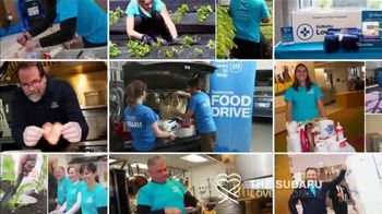 Subaru Loves to Help TV Spot, 'More Than a Car Company: Feeding America' [T2] - Thumbnail 1