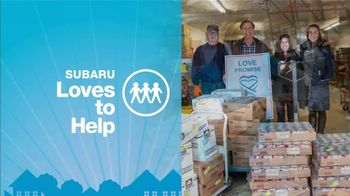 Subaru Loves to Help TV Spot, 'More Than a Car Company: Feeding America' [T2] - Thumbnail 5