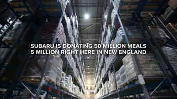 Subaru Loves to Help TV Spot, 'More Than a Car Company: Feeding America' [T2] - Thumbnail 6