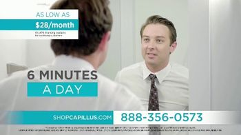 Capillus Mother's Day Sale TV Spot, 'Treat Hair Loss at Home' - Thumbnail 2